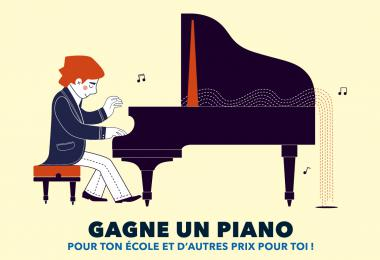 Concours de piano de Visé 2019
