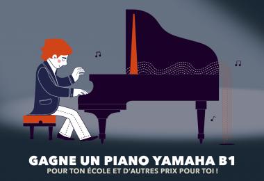 5ème édition - Concours de piano de Visé